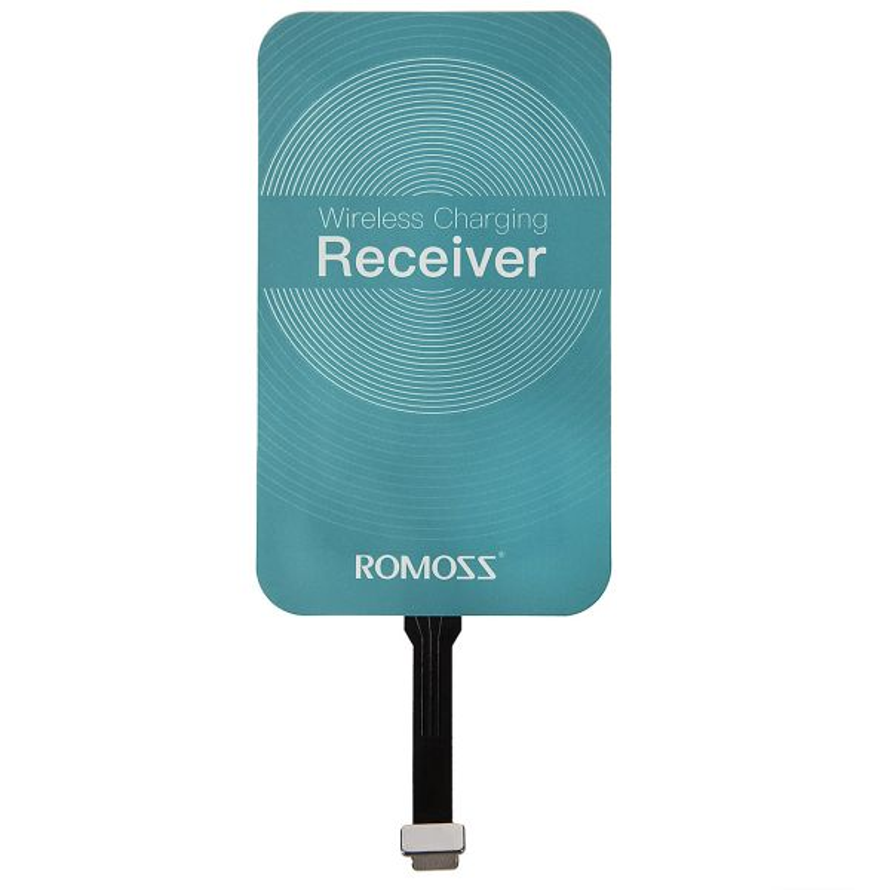 گیرنده شارژر بی سیم روموس مدل RL01 مناسب برای گوشی موبایل آیفون 6/6s
