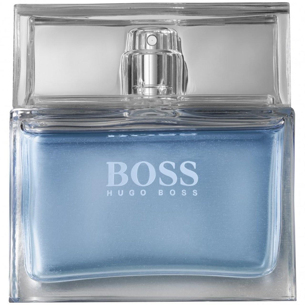 ادو تویلت مردانه هوگو باس مدل Boss Pure Hugo حجم 75 میلی لیتر