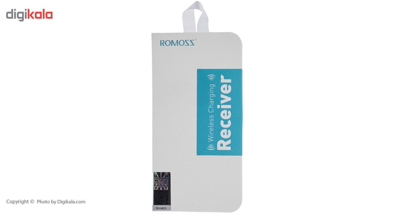 گیرنده شارژر بی سیم روموس مدل RL01 مناسب برای گوشی موبایل آیفون 6/6s main 1 4