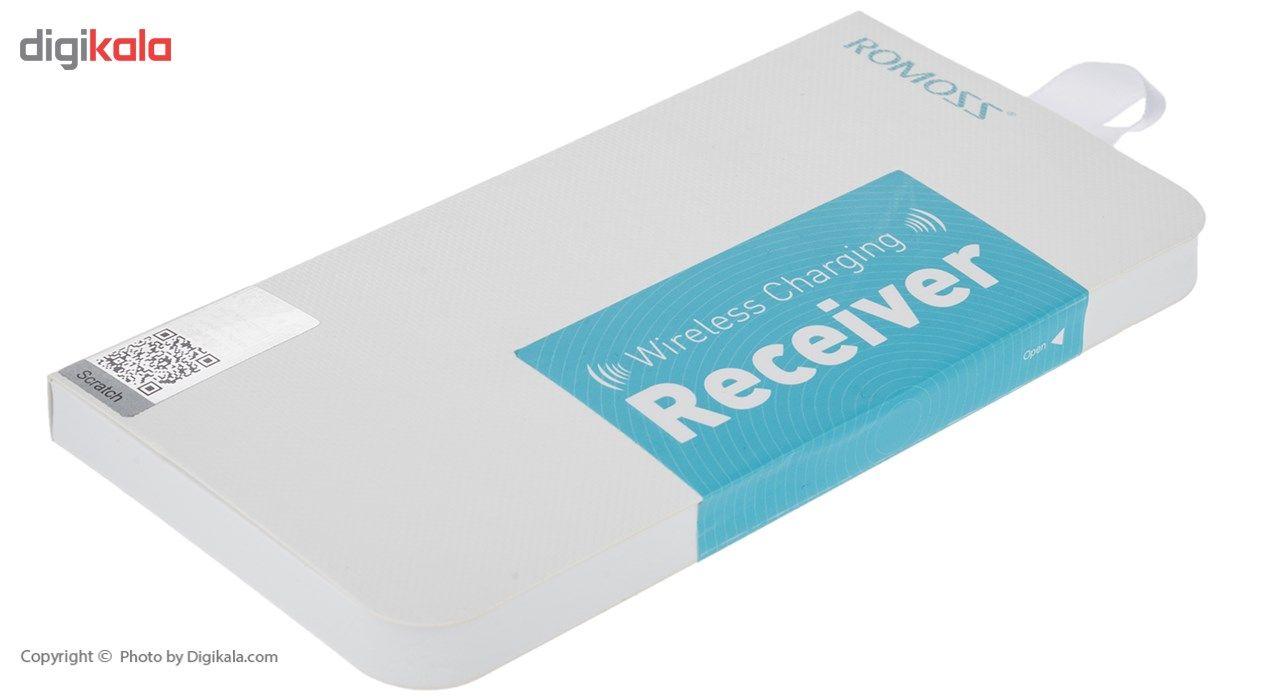 گیرنده شارژر بی سیم روموس مدل RL01 مناسب برای گوشی موبایل آیفون 6/6s main 1 5