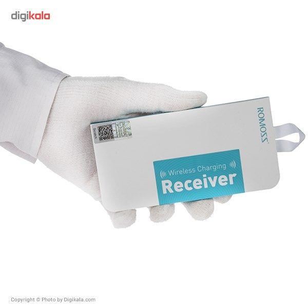 گیرنده شارژر بی سیم روموس مدل RL01 مناسب برای گوشی موبایل آیفون 6/6s main 1 6