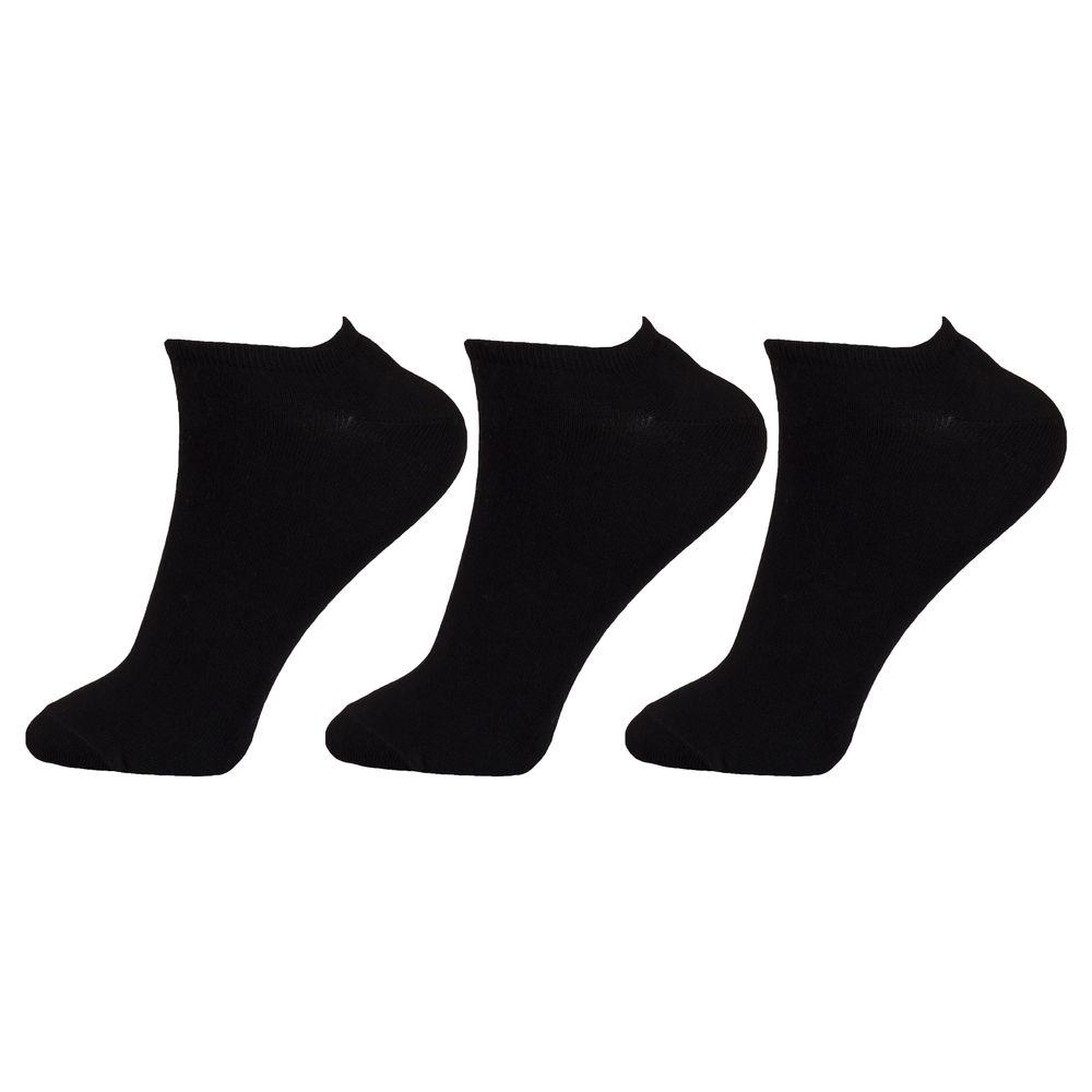 جوراب زنانه مستر جوراب کد BL-MRM 203 بسته 3 عددی