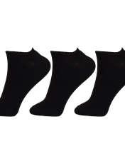 جوراب زنانه مستر جوراب کد BL-MRM 203 بسته 3 عددی -  - 1