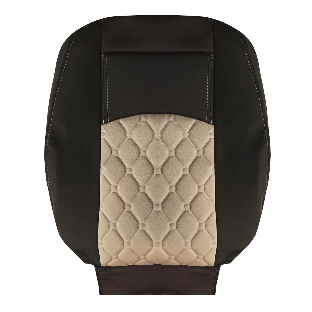 روکش صندلی خودرو مدل SAR006 مناسب برای سمند