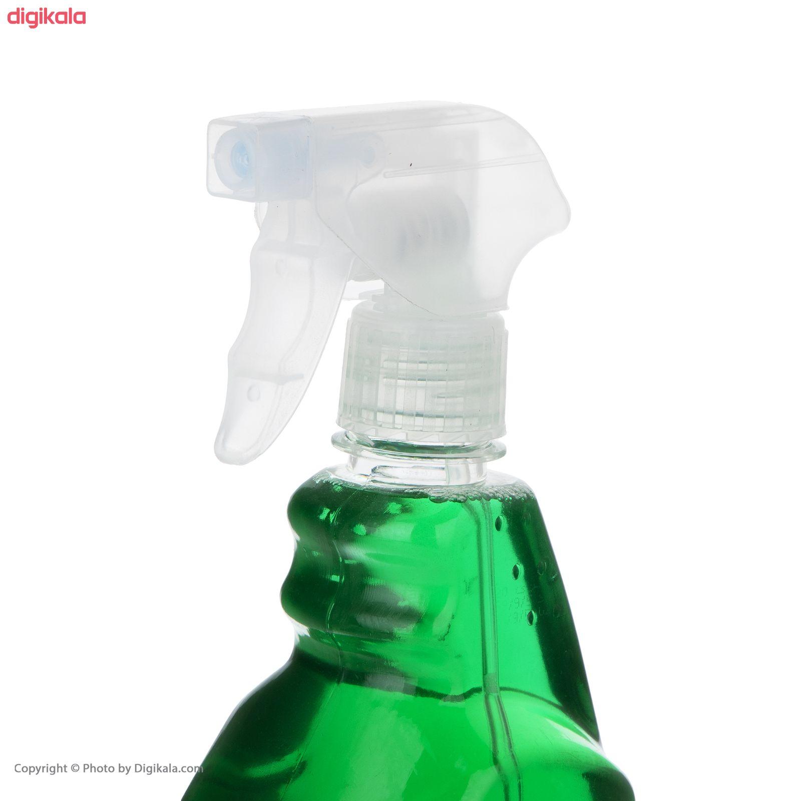 شیشه پاک کن من کد 01 حجم 1 لیتر مجموعه 2 عددی  main 1 21