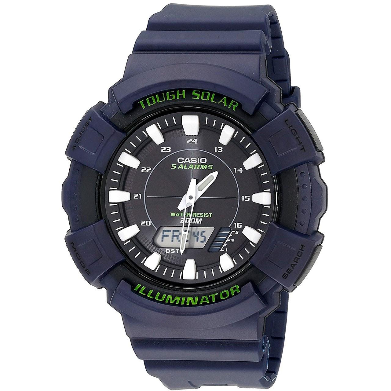 ساعت مچی عقربه ای مردانه کاسیو مدل AD-S800WH-2AVDF