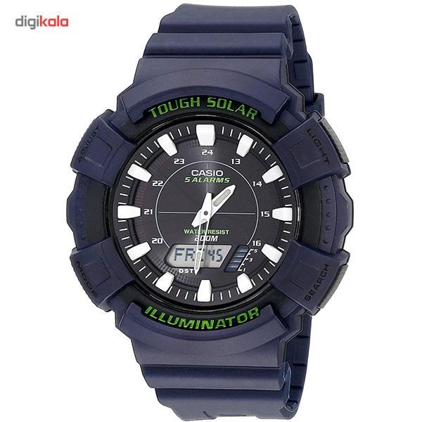 خرید ساعت مچی عقربه ای مردانه کاسیو مدل AD-S800WH-2AVDF