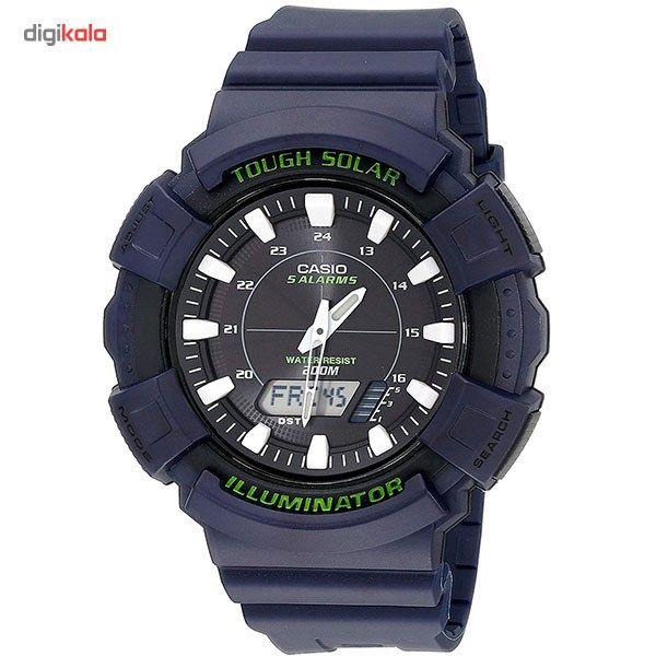 ساعت مچی عقربه ای مردانه کاسیو مدل AD-S800WH-2AVDF -  - 1