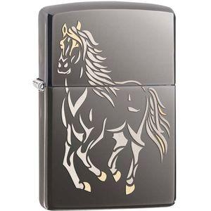 فندک زیپو مدل Running Horse کد 28645