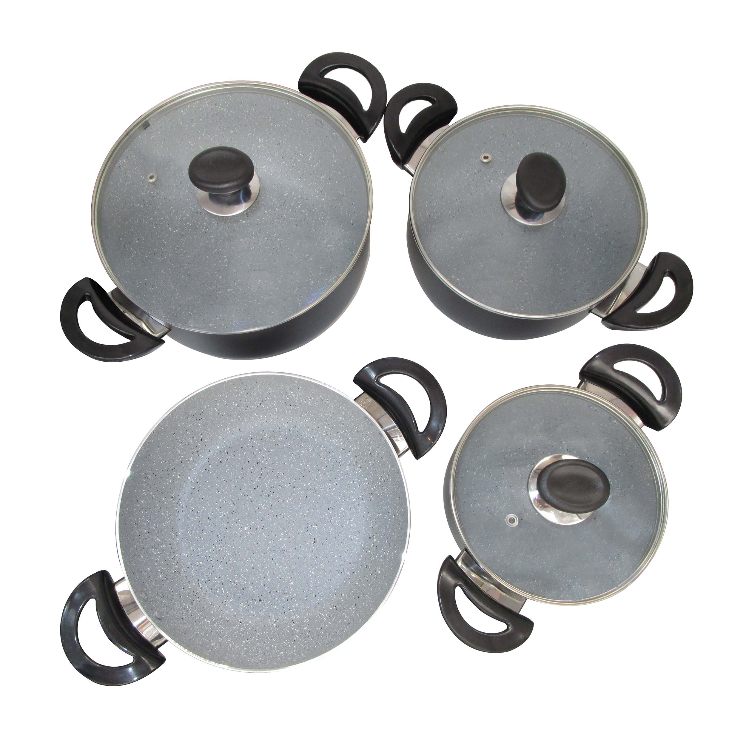 سرویس پخت و پز 7 پارچه هرا مدل A07