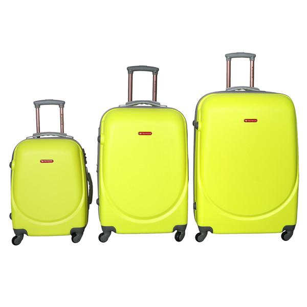 مجموعه سه عددی چمدان تراول کار مدل 360