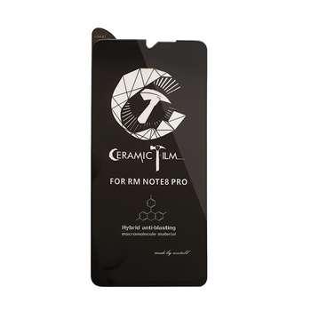 محافظ صفحه نمایش سرامیکی میتوبل مدل FLCEG01me مناسب برای گوشی موبایل شیائومی Redmi Note 8 Pro