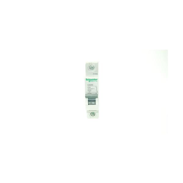 بسته 12 عددی فیوز مینیاتوری تک پل 32 آمپر اشنایدر الکتریک سری  C60N مدل24399