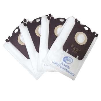 کیسه جاروبرقی مدل 04 بسته 4 عددی مناسب برای جاروبرقی فیلیپس و الکترولوکس و آاگ