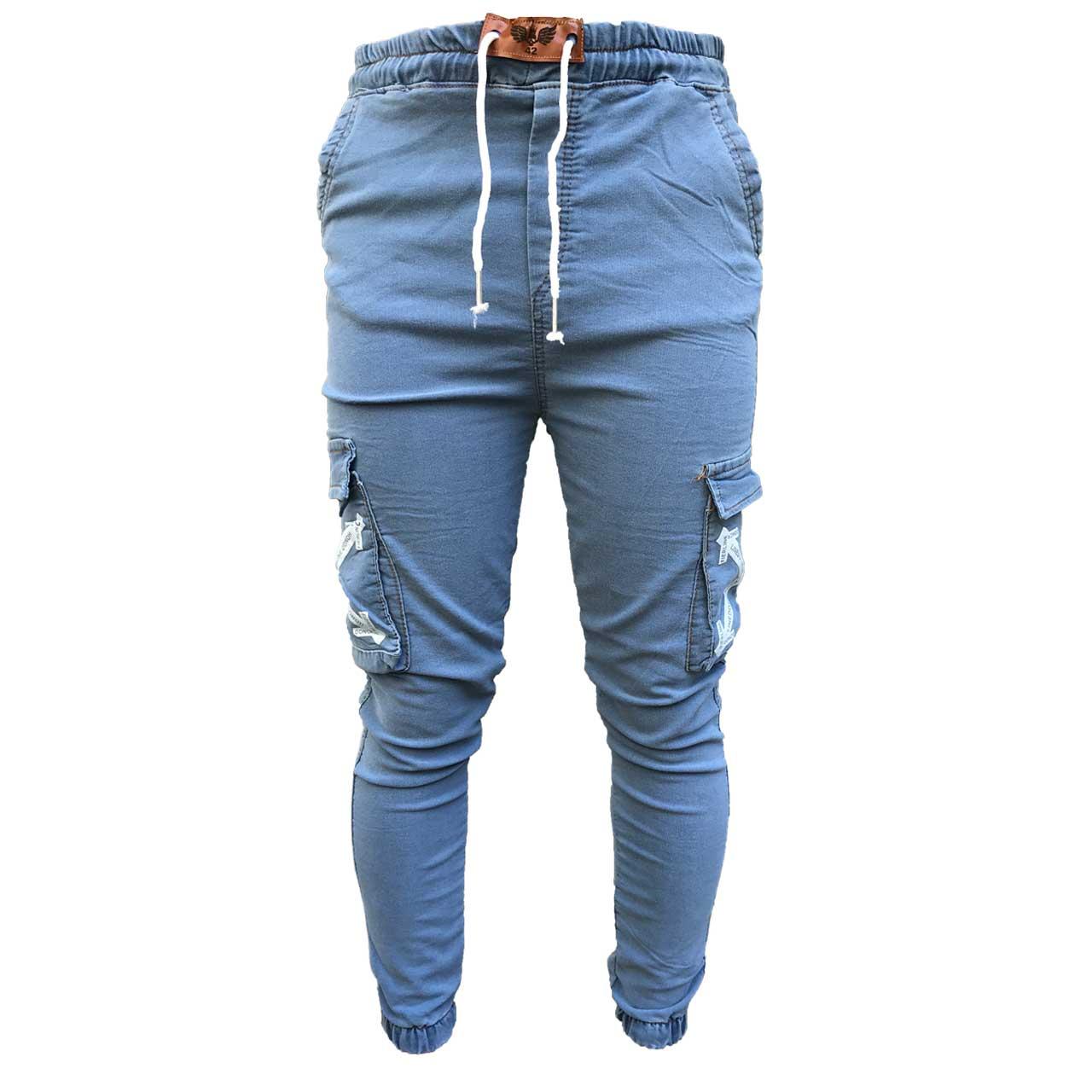 شلوار جین مردانه مدل LD-12