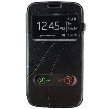 کیف کلاسوری کالایدنگ مدل 9152 مناسب برای گوشی موبایل سامسونگ Galaxy Mega 5.8