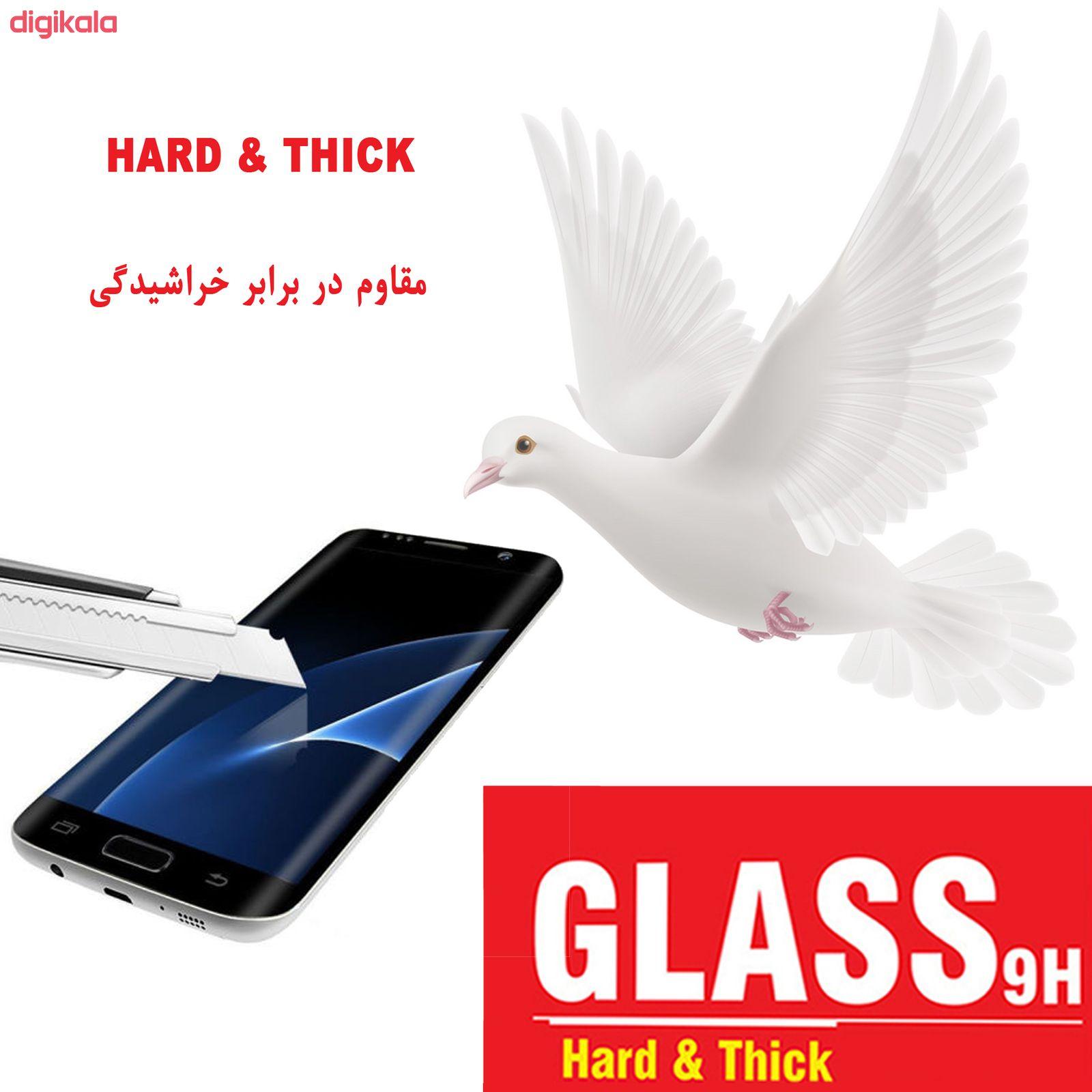 محافظ صفحه نمایش Hard and Thick مدل CER- 01 مناسب برای گوشی موبایل سامسونگ Galaxy A50 main 1 5