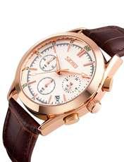 ساعت مچی عقربه ای مردانه اسکمی مدل 9127W-NP -  - 2