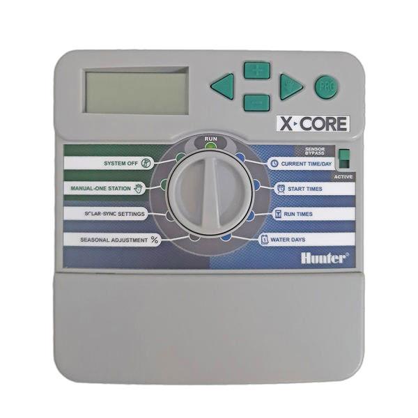 کنترلر آبیاری هانتر مدل X-CORE 2