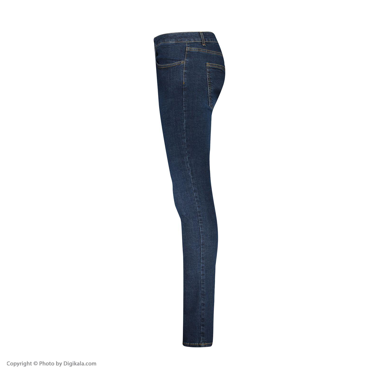 شلوار جین مردانه آر ان اس مدل 133033-59 -  - 3