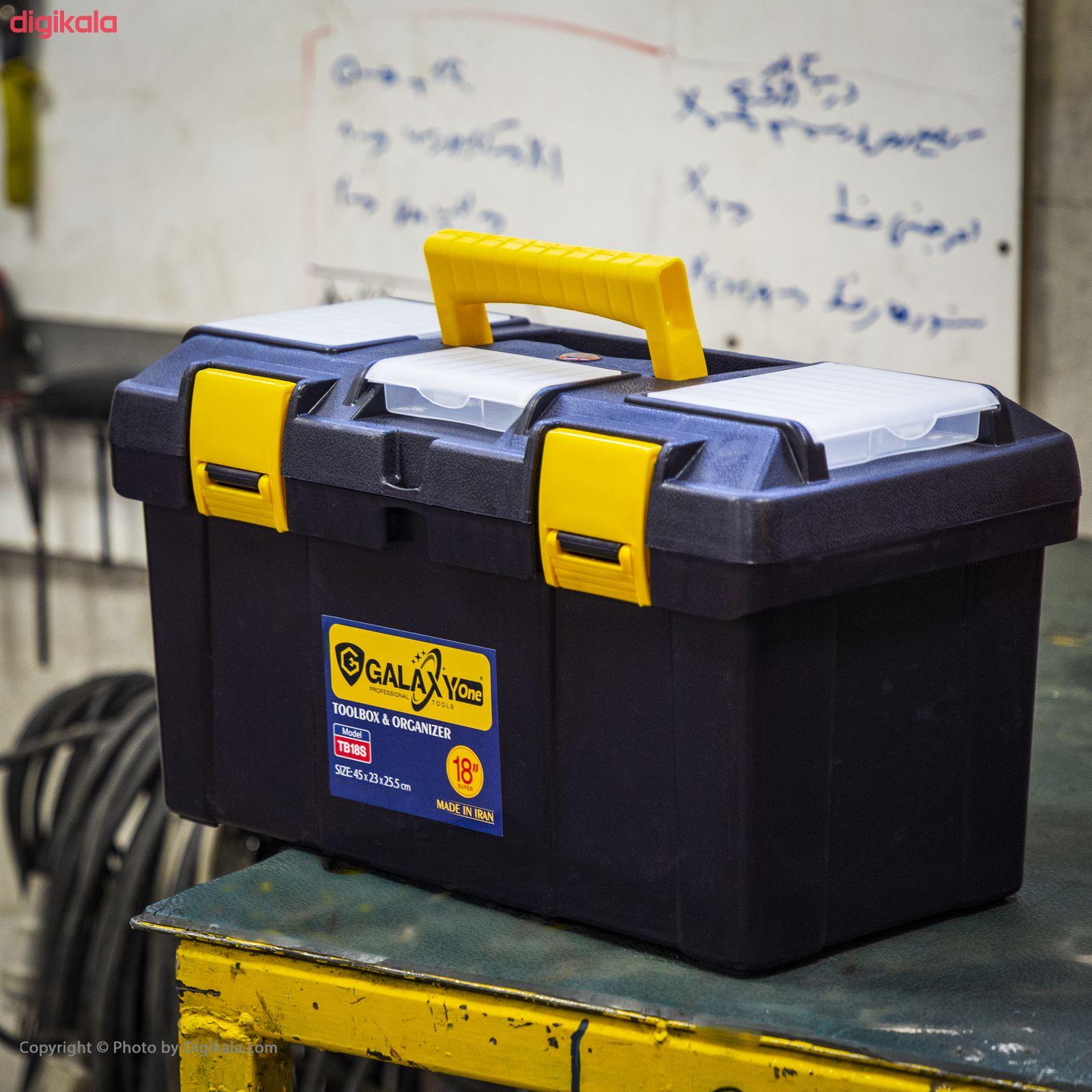 جعبه ابزار گلکسی وان مدل TB18S  main 1 9