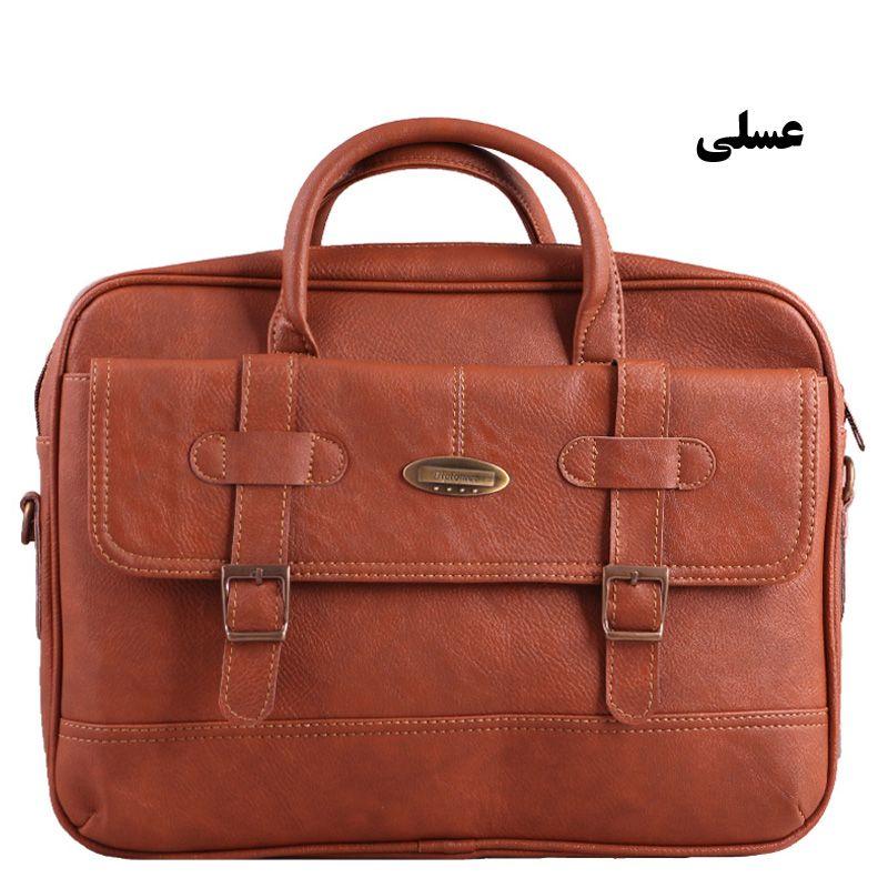 کیف چرم ما مدل SM-2 مجموعه 2 عددی -  - 8