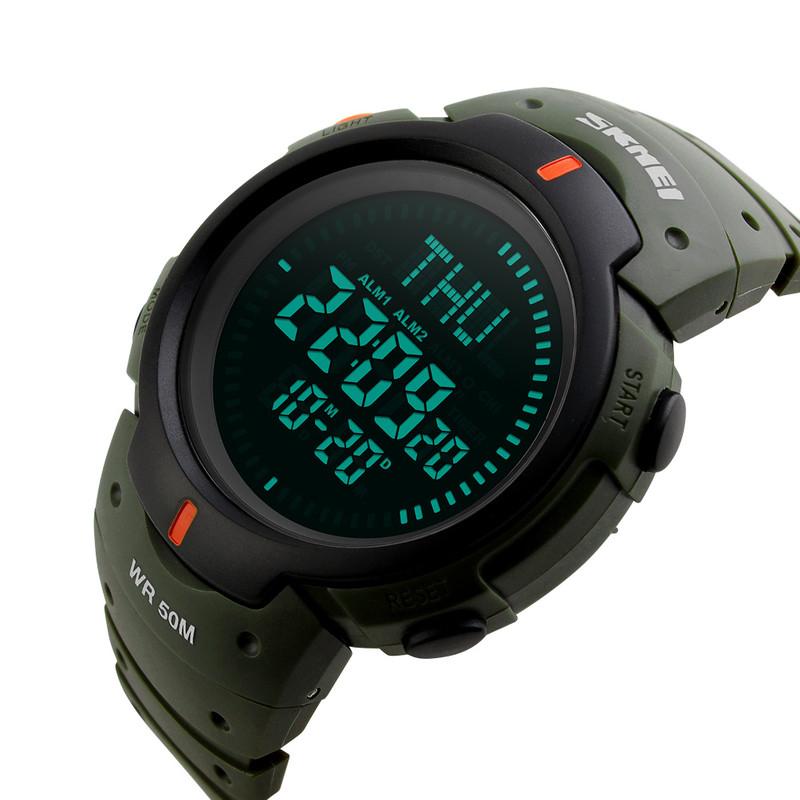ساعت مچی دیجیتال اسکمی مدل 1231G