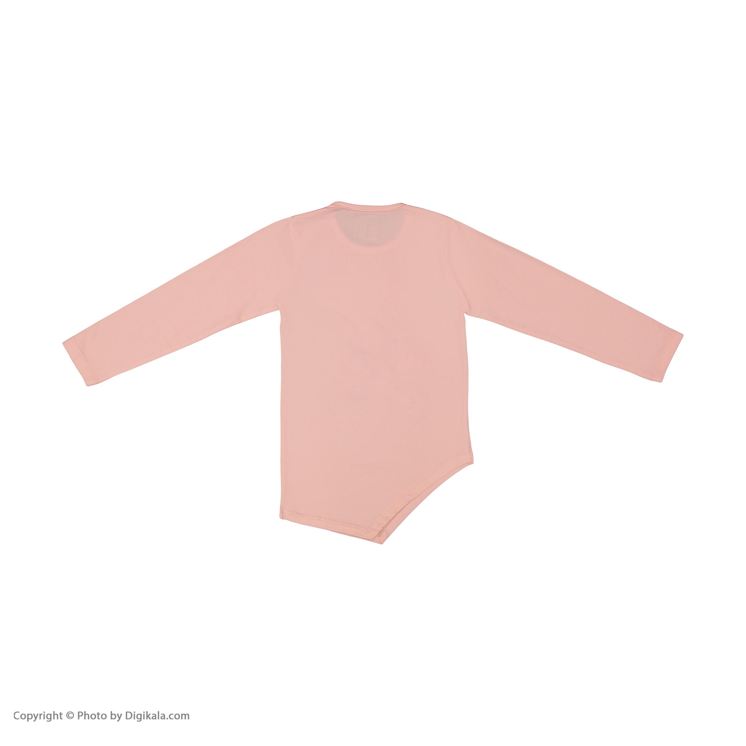 تی شرت دخترانه سون پون مدل 1391351-84 -  - 4