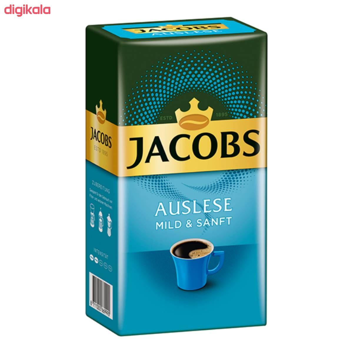 پودر قهوه آوسلیز مایلد جاکوبز - ۵۰۰ گرم main 1 1