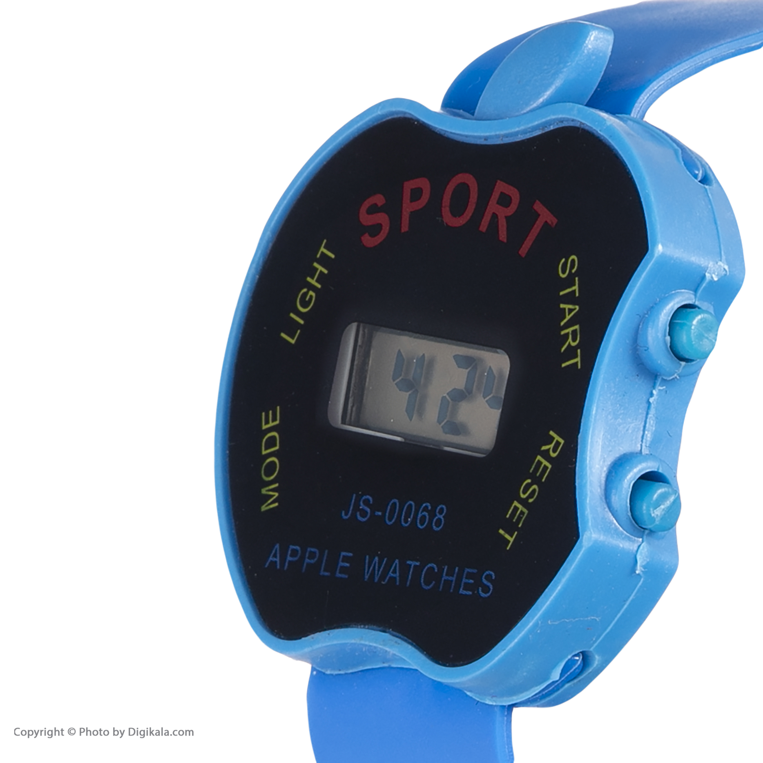 ساعت مچی دیجیتال کد 02             قیمت