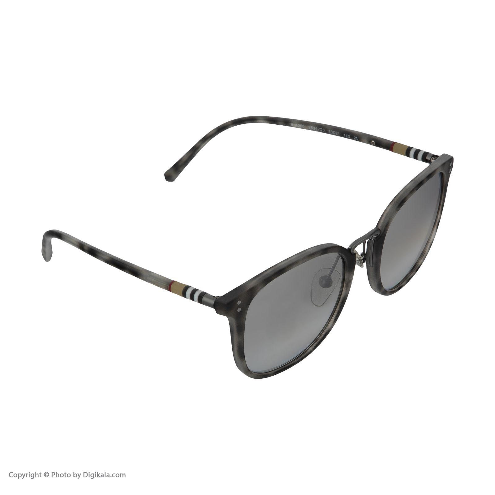 عینک آفتابی زنانه بربری مدل BE 4266S 3534Q0 53 -  - 6