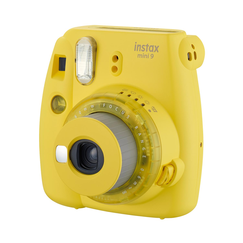 دوربین عکاسی چاپ سریع فوجی فیلم مدل Instax Mini 9 Clear main 1 20