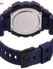 ساعت مچی عقربه ای مردانه کاسیو مدل AD-S800WH-2AVDF -  - 3