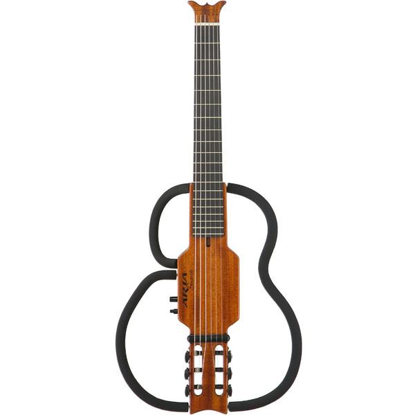 گیتار سایلنت کلاسیک آریا مدل AS101C  MH