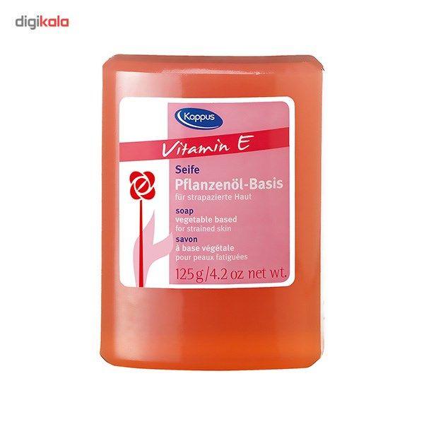 صابون کاپوس مدل Vitamin E مقدار 125 گرم main 1 1