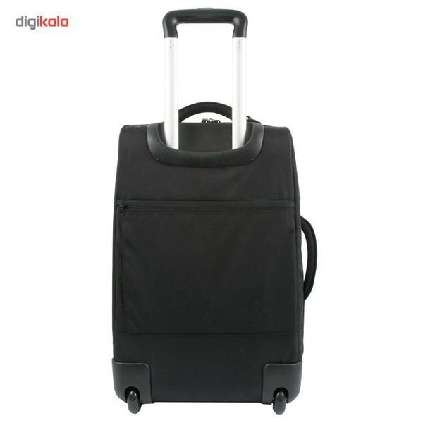 چمدان اس تی ام مدل Jet Roller کد Dp-3104