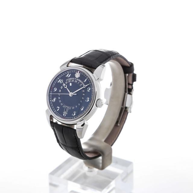 ساعت مچی عقربه ای مردانه کوئروی سابرینوس مدل 3196.1N -  - 3