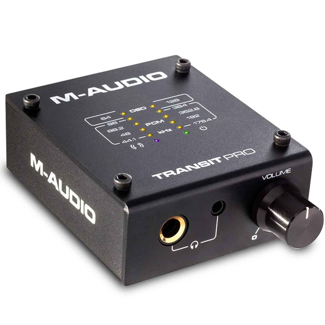 کارت صدا و تقویت کننده هدفون ام-آدیو مدل Transit Pro