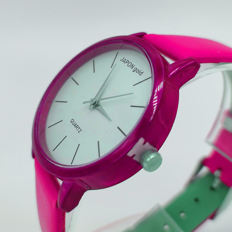 ساعت مچی عقربه ای زنانه ژاپن گلد مدل P1kn-JG-01B              خرید (⭐️⭐️⭐️)