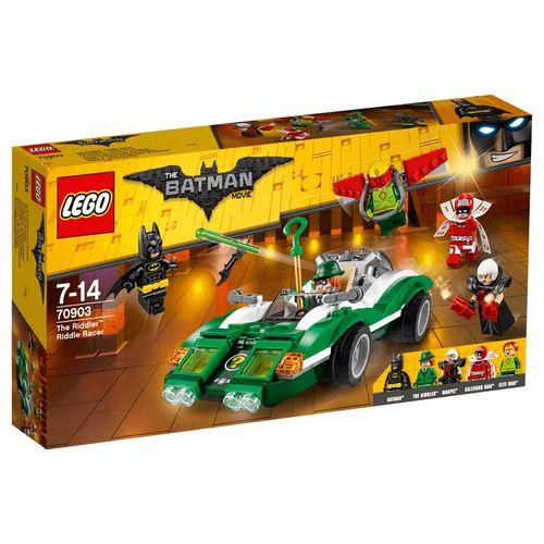 لگو سری Batman مدل The Riddler Riddle Racer 70903