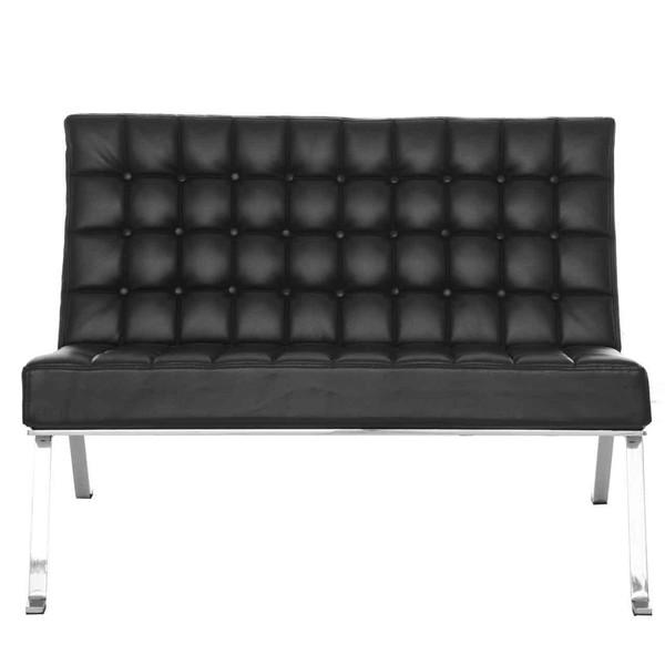 صندلی اداری چرمی راد سیستم مدل W211-2