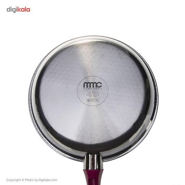 سرویس 9 پارچه MMC با در شیشه ای