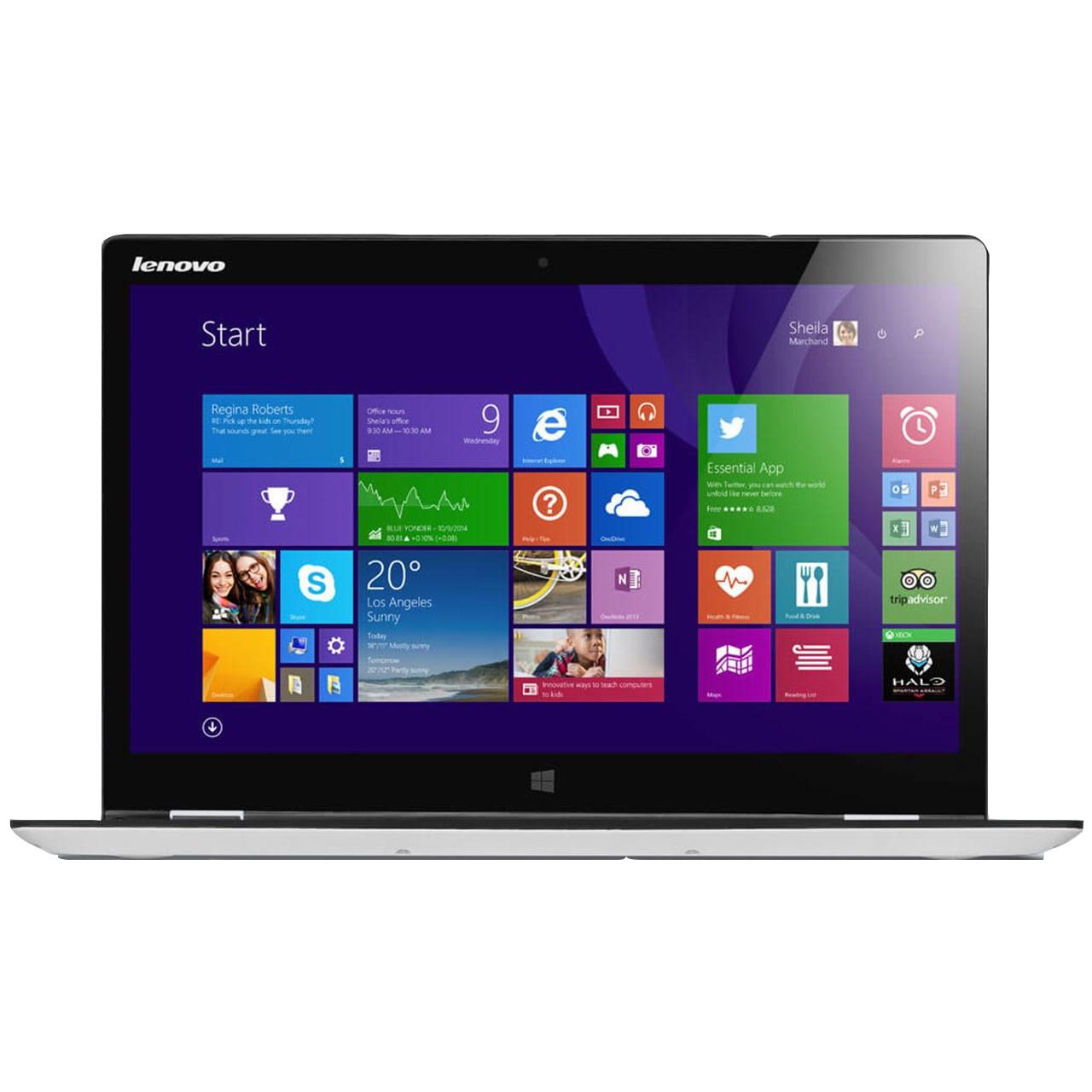 لپ تاپ 14 اینچی لنوو مدل Yoga 3 - B