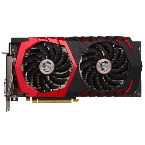 کارت گرافیک ام اس آی مدل GeForce GTX 1060 GAMING X 6G | MSI GeForce GTX 1060 GAMING X 6G Graphics Card