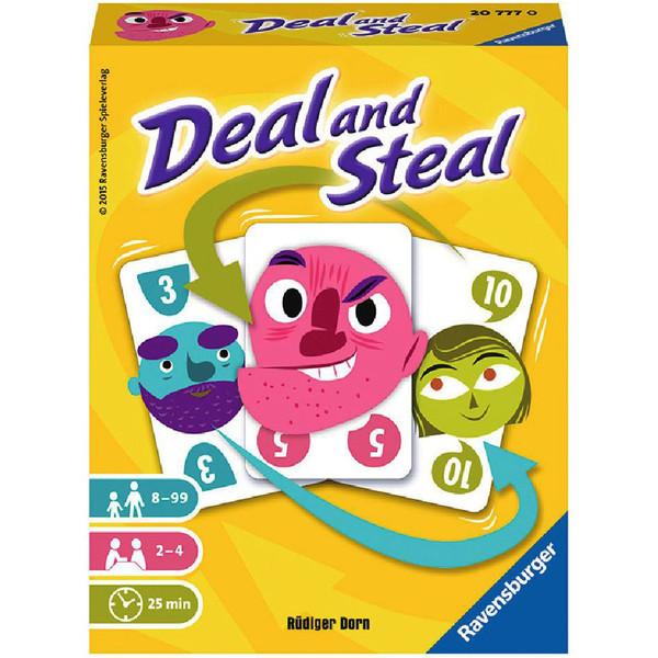 بازی فکری راونزبرگر مدل Deal And Steal