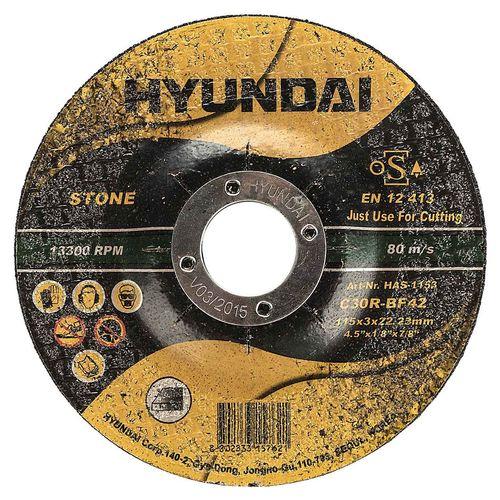 مینی صفحه برش سنگ هیوندای مدل HAS-1153 مجموعه 10 عددی