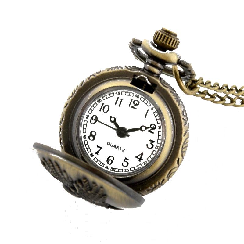 ساعت گردنبندی عقربه ای کد eagle