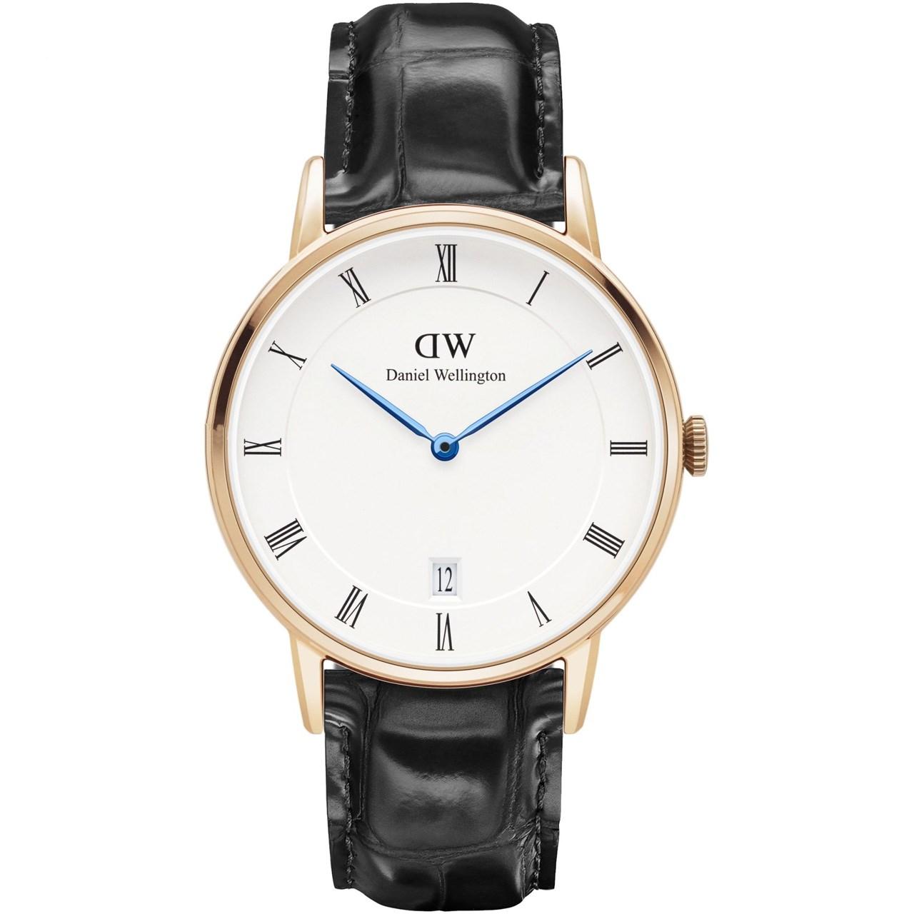 ساعت مچی عقربه ای زنانه دنیل ولینگتون مدل DW00100118              خرید (⭐️⭐️⭐️)