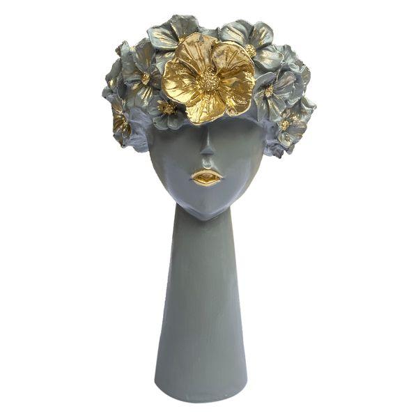 گلدان دکوری مدل گلوریا