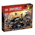 لگو سری نینجاگو مدل Dieselnaut 70654